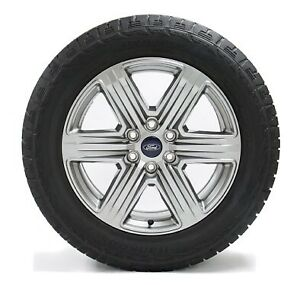 4 New Takeoff Ford F150 Fx4 20 Factory Oem Gray Wheels Rims At Tires Free Ship