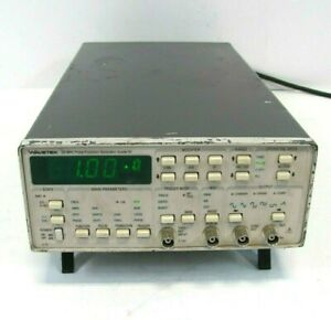 Wavetek Model 81 50mhz Modulated Pulse Function Generator Free Ship