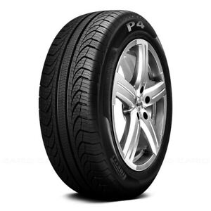 Pirelli P4 Four Season Plus 205 55r16 91h quantity Of 2
