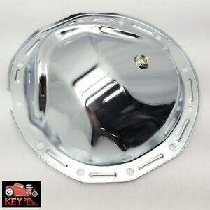 Chevy 12 Bolt Car 8 875 Chrome Differential Rear Cover Camaro Chevelle Nova Gm