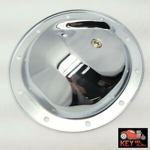 Chevy Gm 10 Bolt 8 2 Chrome Rear Differential Cover Truck Car C10 Camaro Hole