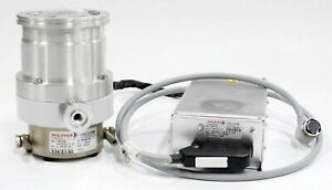 Pfeiffer Vacuum Turbo Pump Tmh 260 With Controller Tcp 120