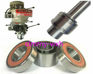 Bridgeport Mill Part Milling Machine R8 Spindle Bearings Assembly Taiwan Milling