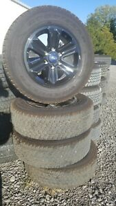 Ford F150 Oem Wheels And Tires 2018 Take Off