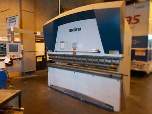 Adira Cnc Hydraulic Press Brake Qhd 10030