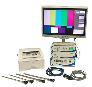 Conmed Linvatec Im4000 Video Tower Fully Tested Warranted Turnkey