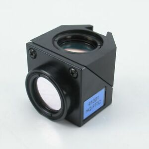 Olympus chroma 41001 Hq fitc Fluorescence Cube For Bx Series Microscopes