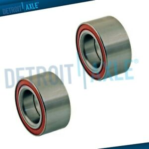 Pair 2 Front Wheel Bearing Assembly For 2004 2010 2011 Chevrolet Aveo Aveo5
