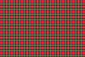 Red Tartan Plaid Htv Heat Transfer Vinyl Printed Shirt Craft Sheet 18 X 12 Inch