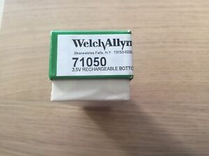 Welchallyn 71050 3 5v Rechargeable Bottom Sect