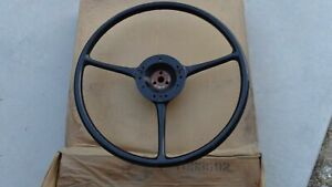 1950 1951 1952 1953 1954 Dodge Power Wagon New Old Stock Mopar Steering Wheel