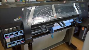 Hp Designjet Z6200 42 Inch Large Format Printer With Set Of 771a Inks New