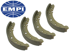 Front Or Rear Brake Shoes For Type 1 Vw Bug Beetle 1949 1957 Set Of 4