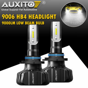 2x Auxito 9006 Hb4 Led Headlight Bulb Low Beam Fit For 1999 2013 Toyota Corolla
