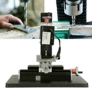 24w Mini Metal Lathe Milling Machine 100 240v For Processing Wood