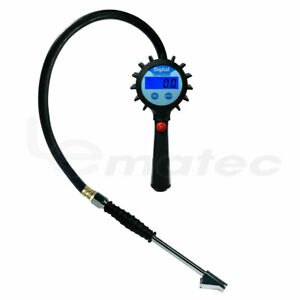 Truck Tire Inflator With Gauge Lematec Air Digital Tire Inflator Air Chuck Tools