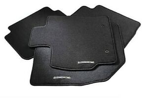 2005 2010 Scion Tc Floor Mats Black 4 Piece Set Genuine Toyota Pt206 21100 02