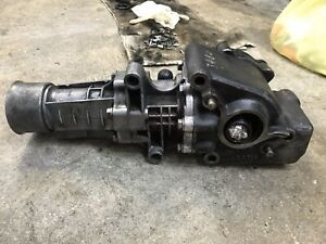 Mitsubishi 3000gt 6 Speed Transfer Case 25 Spline For Parts Only Vr4 Turbo Tt