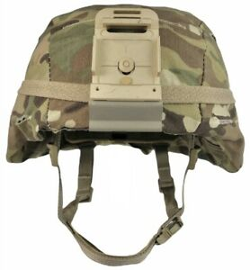 New LargeXLarge US ARMY OCP MULTICAM ACH MICH ECH HELMET COVER wo IR Tabs LXL