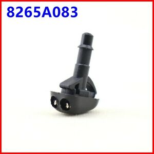 1pc Windshield Wiper Washer Nozzle Spray Jet Fits Mitsubishi Oem Lancer 8265a083