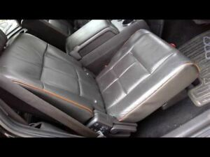 2007 Lincoln Navigator Right Rear 2nd Row Leather