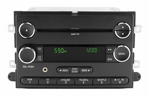 Am Fm Radio W Aux Input Upgrade Fits 2012 15 Ford E150 E250 E350 Bc2t 18c869 Cb