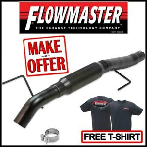 Flowmaster Outlaw Cat back 3 Exhaust Kit 2015 2019 Ford F 150 2 7l 3 5l 5 0l