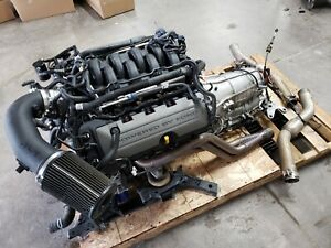 2015 Mustang 5 0 Coyote Engine Gt Drivetrain Automatic 6r80 Transmission 435hp