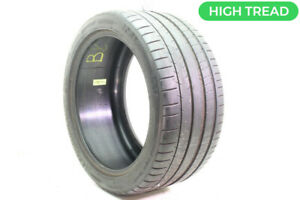 Used 285 35zr19 Michelin Pilot Super Sport Zp 99y 8 32