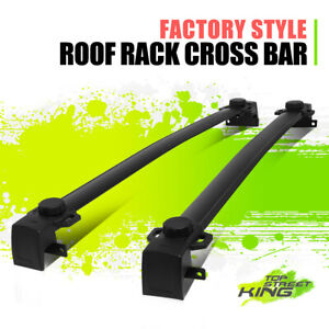 Roof Top Rack Rail Cross Bar Cargo Luggage Carrier For Jeep Compass 2017 2019 18