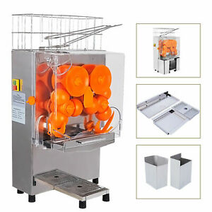 Commercial Squeezer Electric Juice Extractor Lime Orange Citrus Squeezer
