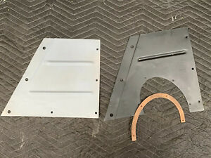 1959 Chevy El Camino Bed Side Sheet Metal Passenger Side And Drivers Side