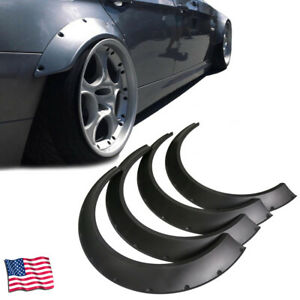 Fender Flares 80mm 60mm Extra Wide Body Universal Abs New School Wheel Arches