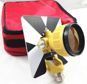 New Single Prism For Topcon sokkia Total Stations Offset 0mm