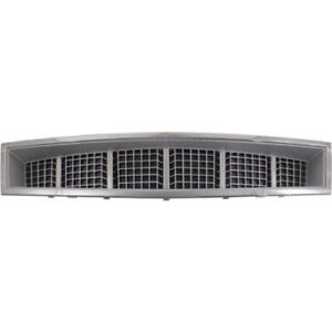 Escalade 08 14 Front Bumper Grille Chrome silver Platinum Model