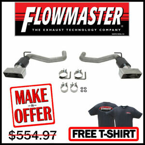 Flowmaster 817736 2009 2014 Dodge Challenger Rt 5 7l V8 Outlaw Axle back Exhaust