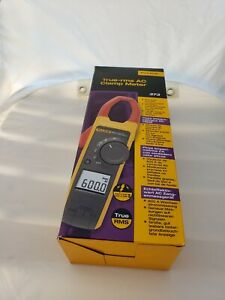 Fluke 373 True Clamp Meter 600a Ac Current Dc Ohm Multimeter New And Improve Md