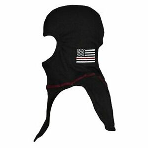 Carbon Shield Nomex Firefighting Hood Nfpa Majestic Pacii Embroidered Fire Hood
