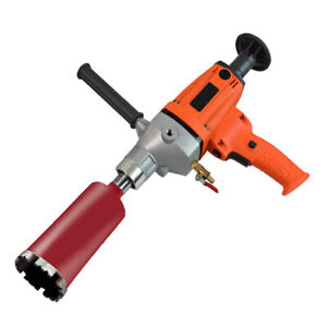 220v High Power Industrial Grade Dual use Hand held Hole Drilling Machine withou