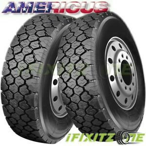 2 Americus Rd3000 225 70r19 5 128 126m G 14 All Season Commercial Tires