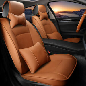 Car Seat Cover Cushion For Ram 1500 2500 3500 2013 2019 5 Seat Protection Set