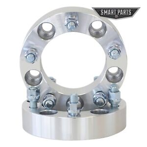 2pc 1 5 Inch 5x4 5 Wheel Spacers Adapters Jeep Ford Ranger Mustang Lincoln