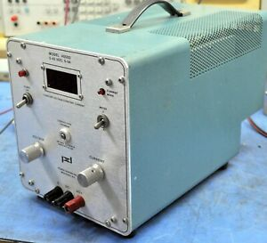 Power Designs 4050d 0 40 V 0 5 A Regulated Dc Power Supply Refurbished
