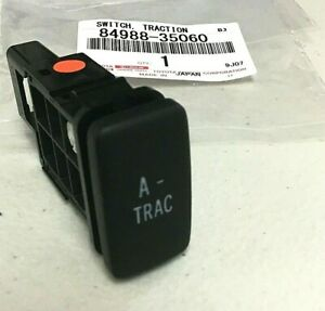 New Toyota Fj Cruiser 2007 2014 A trac Switch Genuine Oem 84988 35060