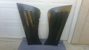 1933 1934 Ford Model 40 Steel Hood Side Panels