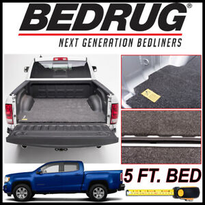 Bedrug Classic Truck Bed Mat For 2015 2019 Gmc Canyon Fits 5 Ft Bed