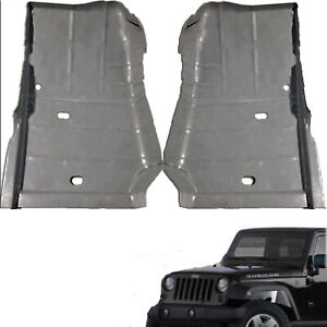 2007 2018 Jeep Jk Wrangler Front Floor Pan Sections Drivers Passengers Sides