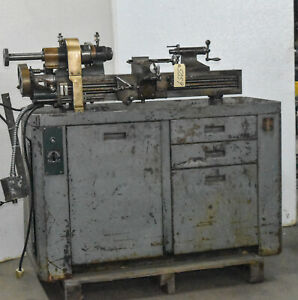 Rivett Model 608 Tool Room Lathe ctam 5059