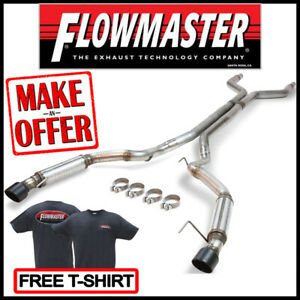 Flowmaster Cat back Flowfx 3 Exhaust Kit 2015 2017 Ford Mustang Gt 5 0l