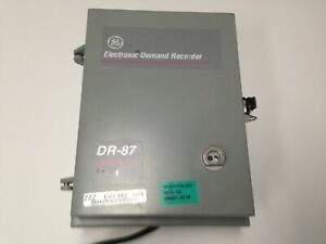 Dr 87 Utility Meter Used In Working Condition